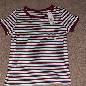 Tops - Stripped T-shirt